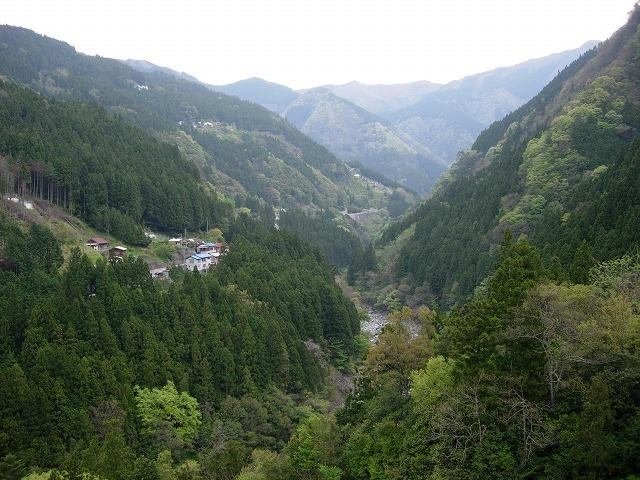 日本三大秘境の祖谷