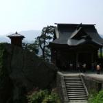 山寺の五大堂