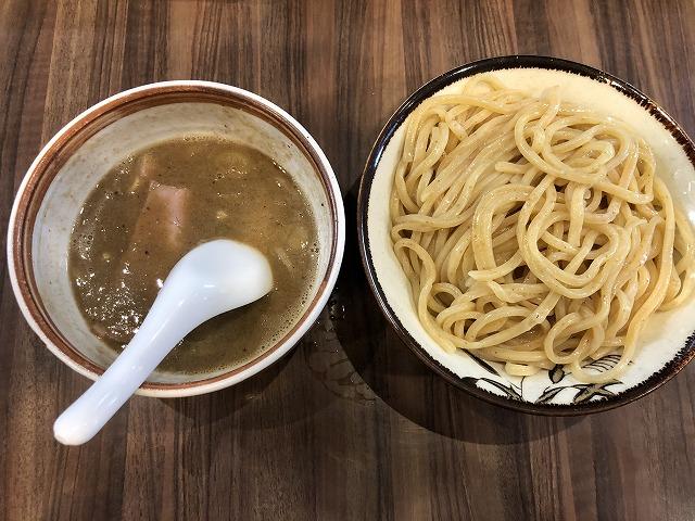 恵那く つけ麺