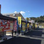 糸島の牡蠣小屋 岐志漁港