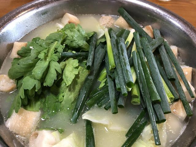 水たき長野 野菜